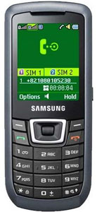 Samsung C3212 accessories