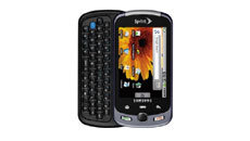 Samsung M900 Moment Instinct Q Mobile data
