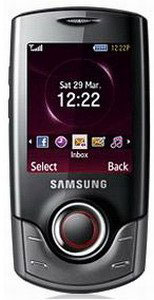 Samsung S3100 accessories