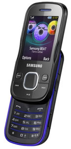 Samsung M2520 Beat Techno Accessories