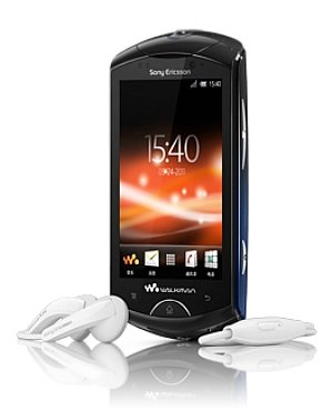 Sony Ericsson WT18i accessories