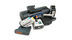 INK CARTRIDGES & TONERS
