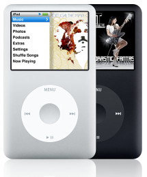 Apple iPod 4G Tilbeh�r