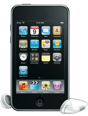 iPod Touch 2G accessories