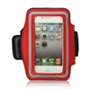 iPhone 4 / 4S Gym Sport Armband - Red