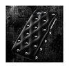 iPhone 4 / 4S Ion-factory Funky Punky Leather Case - Black